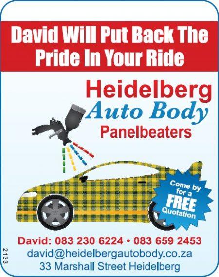 Heidelberg Auto Body