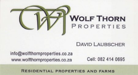 Wolf Thorn Properties
