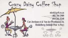Crazy Daisy Coffee Shop