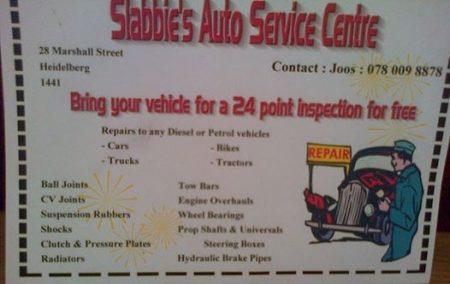 Slabbie's Auto Service Centre