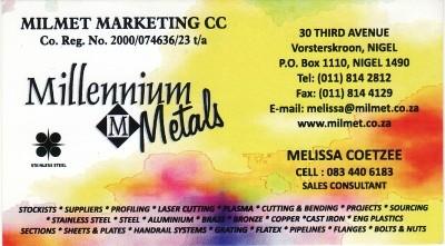 Millennium Metals