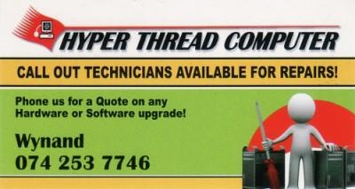 Hyper Thread Computer