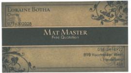 Mat Masters