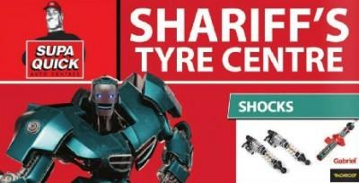 Shariff's Tyre Centre