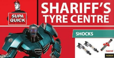 Shariff's Tyre Centre