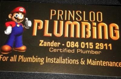 Prinsloo Plumbing