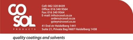 COSOL Products