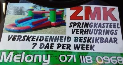 Z M K Springkastele