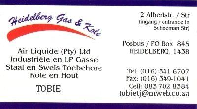 Heidelberg Gas & Kole