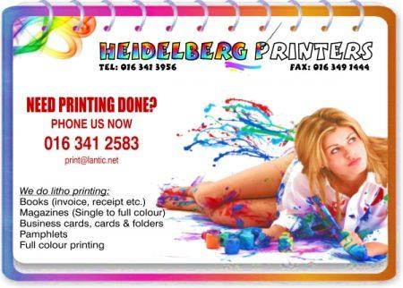 Heidelberg Printers